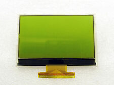 12864 Graphics LCD Display Module 128x64 Dots, STN Black On Y/green Backlight