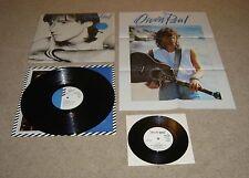 """Owen Paul As It Is Vinyl LP + Inner Sleeve 7"""" Single Poster - Near Mint"""