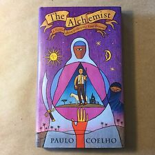 The Alchemist, Paulo Coelho (First Edition/First Printing, Hardcover in Jacket)