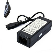 Power Supply 12V + 5V AC Adapter 42cm Kable for Hard Disk Drive CD DVD-ROM Black