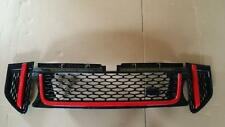 Range Rover Sport 2010-2013 Autobiography Grille Grill,Side Vents Black Red (B)