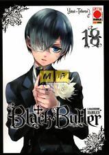 BLACK BUTLER n. 18 - Panini - NUOVO