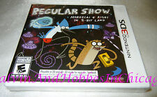 Regular Show: Mordecai and Rigby In 8-bit Land for Nintendo 3DS
