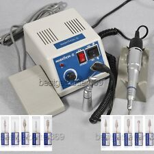 Dental Lab MARATHON Handpiece 35K Rpm Electric Micromotor polishing + drill *10