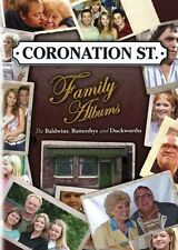 Coronation Street - Family Albums (DVD)  NEW