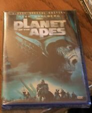 DVD Plant of The Apes NEW