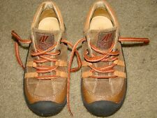 Naturino Brown Soft Leather Boys Shoes Toddler EUR 27 US 10-10.5