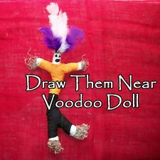 Draw Them Near Voodoo Doll Find Love Lover Soul Mate Marriage Partner Spell Kit