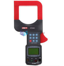 UNI-T UT253B Large-Diameter Clamp Leakage Current Meter RS232 Big Large Jaw Size