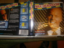 Max Headroom_For The Commodore 64 C64 game_