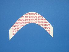 "SUPERTAPE ""AA""CONTOUR 3"" SUPERTAPE  72 PIECES HAIRPIECE TAPE~LACE WIGS,TOUPEE."