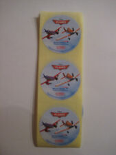 "BRITISH AIRWAYS LIMITED EDITION ""PLANES"" 24 x DISNEY PROMO STICKERS. COLLECTABLE"