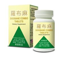 Dogbane Combo Herbal Supplement Help Circulation & Overal Well Being Made In USA