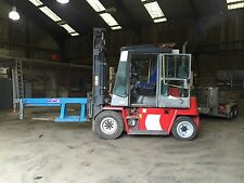 Fork Truck Hire Machinery Movement Throughout the North East of England