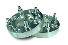 """2 Wheel Adapters 4x100 to 4x4.5 ¦ Acura Legend Wheels on Integra Spacers 1.25"""""""
