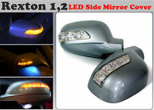 LED Light Side Mirror Cover (3 way) for Ssangyong  Rexton 1 . 2 (2001~2008)///