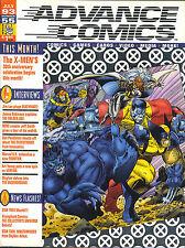 Capital City Advance Catalog-07/93-Jeff Smith, X-Men 30th Anniversary, Liefeld