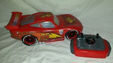 Disney Pixar Cars - Lightning McQueen Interactive R/C Remote Control - Ages: 5+
