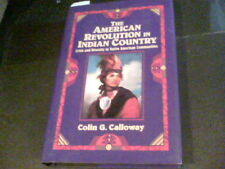 The American Revolution in Indian Country by Colin G. Calloway  s22