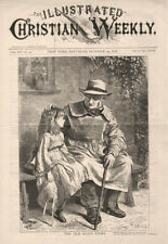 The Old Man's Story  -  Poem by Mrs. M. F. Butts    -  1878