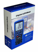 Professional DT-9935 LCR Meter Kelvin 4-wire Ohm Inductance Capacitance Q, D NEW