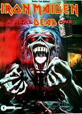 IRON MAIDEN TABLATURE A REAL DEAD ONE GUITAR TAB IRON MAIDEN TAB SONG BOOK