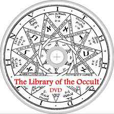 Over 400 OCCULT Books DVD WITCHCRAFT MAGIC SPELLS DEMONOLOGY TAROT RITUAL etc.