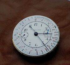 VINTAGE LARGE CHRONOGRAPH MECHANICAL MANUAL WIND POCKET/WRIST WATCH MOVEMENT
