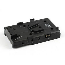 Lanparte VBP-03 Camcorder V-Lock Battery PiggyBack Power Distributor & Charger