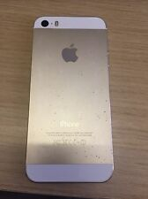 Apple iPhone 5s - 16GB - Gold (Unlocked) GRADE C - Fully working