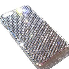 "For iPhone 7 (4.7"") Clear Crystal Diamond Bling Back Case made with Swarovski"