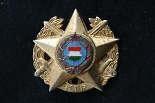 "Hungary Hungarian ""Gold Master"" Badge Peoples Army KTP Obstacle Course Medal"