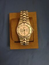 Yema Watch Ladies New/Old Stock Midsize Day(Spanish) /Date