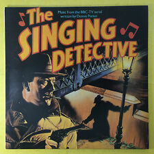 The Singing Detective - Music From The BBC TV Series - BBC Records REN-608 Ex+