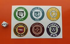 Call Of Duty Zombie Perks Vinyl Stickers jugger nog quick revive etc ,xbox ,ps4