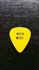 Water Music  Guitar Pick   MAKE AN OFFER!