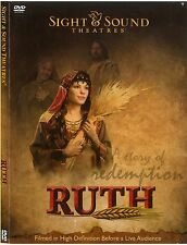 Ruth DVD by Sight & Sound Theater