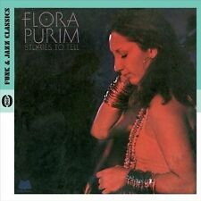 Stories to Tell by Flora Purim (CD, Jul-2010, Ace UK)