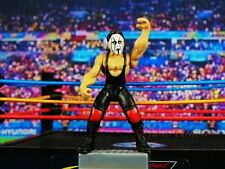 WWE MICRO AGGRESSION TNA Wrestling Wrestler Figure Cake Topper Sting K1041 Q