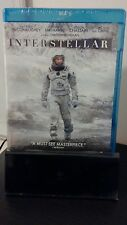 Interstellar 2014 (Blu-ray) - Brand New (Sealed) - Free Shipping - McConaughey