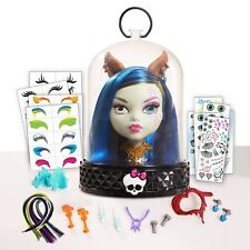 Monster High STYLING HEAD -  see her glow - COUNTLESS DESIGNS - brand New