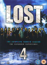 Lost : Season 4 - The expanded experience (6 DVD)