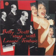 BETTY SCOTT - sings with LENNIE TRISTANO CD