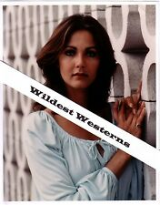 Rare young LYNDA CARTER Sexy Busty Photo WONDER WOMAN Bobbie Jo and the Outlaw