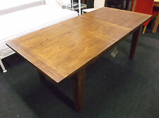 New Reclaimed Pine Extending Dining Table 1.4-1.8 M *Branded Furniture*