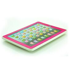 Y-pad Learning Table Toy Machine Tablet English Computer Kids y pad ypad PINK