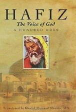 NEW Hafiz: The Voice of God - Persian Mystic Poet in English Audio Book Cd z3
