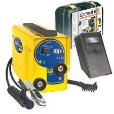 GYS GYSMI 80P 80 P E-Hand Inverter Schweißgerät im Koffer mit Zubehör 029941