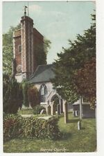 Barnes Church 1910 Postcard  211a