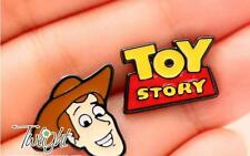 Disney toy story woody couple metal earring ear stud earrings one pair